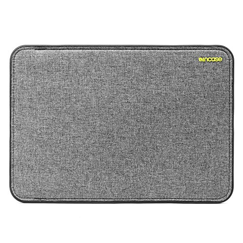 Incase CL60648 Icon Sleeve with Tensaerlite for MacBook Pro Retina Display 15-Inch - Black/Gray