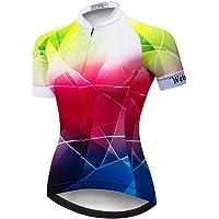Cycling Jersey Women Short Sleeve Bike Shirts Team Bicycle Jacket Mountain Biking Clothing Tight Tops
