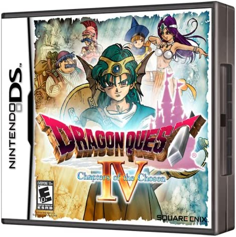Dragon Quest IV: Chapters of the Chosen: Nintendo DS: Computer and Video  Games - Amazon.ca