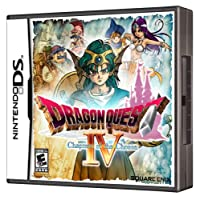 Dragon Quest Iv: Chapters Of The Chosen - Nds