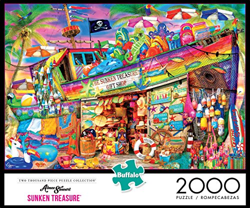 Buy sunken treasure puzzle 2000