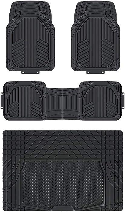 The Best Amazonbasics Heavy Duty Floor Mat