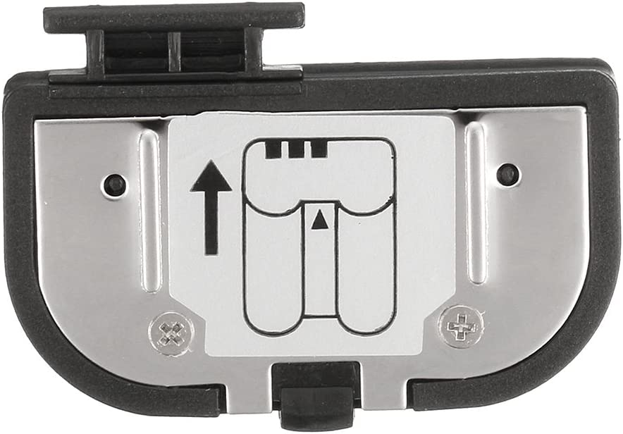 MASUNN Battery Door Cover Lip Cap Replacement Part For Nikon D200 D300 D700 D300S Fuji S5