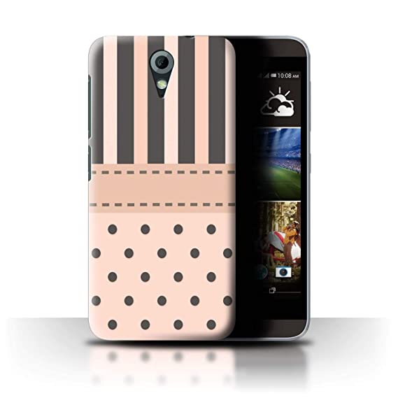 quality design 03e8a 60d27 Amazon.com: eSwish Phone Case/Cover for HTC Desire 620G / Coral ...