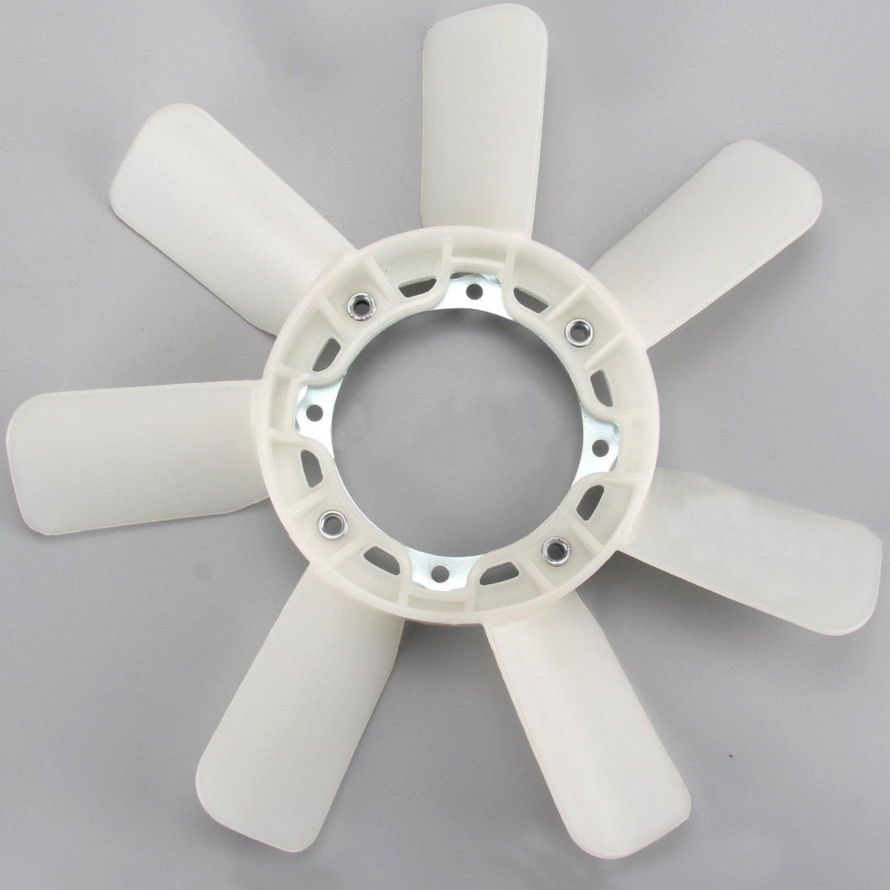 TOPAZ 16361-38010 Radiator Cooling Fan Blade for Toyota Pickup 4Runner Van Celica Corona