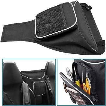 UTV Between Seat Bag Camo UTV Cab Pack Center Seat Storage Bag for Polaris Razor 570 800 S 900 1000 XP