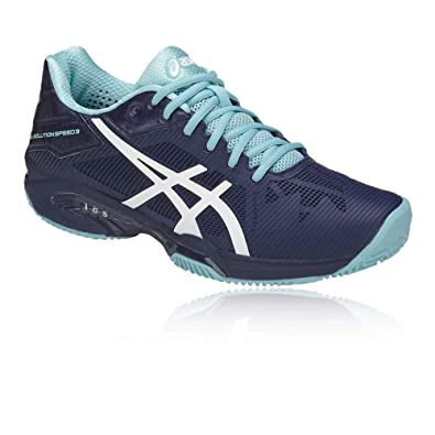 sale retailer 45de1 be6b5 Chaussures femme Asics Gel-solution Speed 3 Clay  Amazon.fr  Chaussures et  Sacs