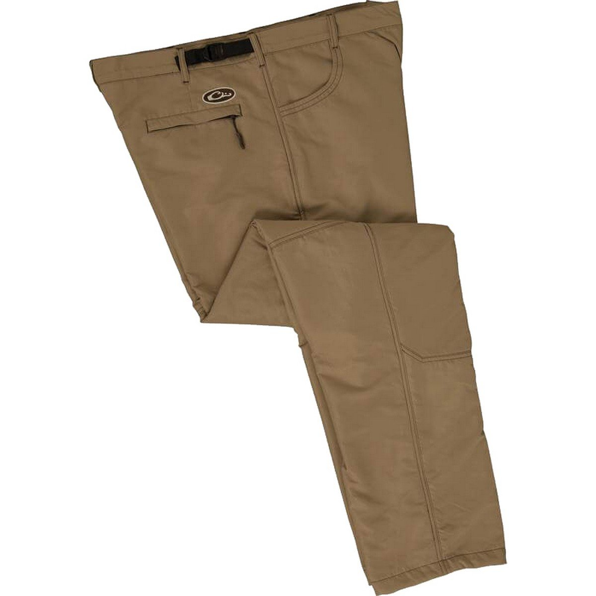Drake Men's MST Jean Cut Wader Pants Polyester Khaki XL