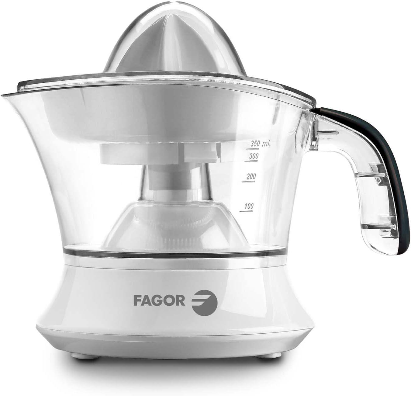 EXPRIMIDOR FAGOR MZ-350 40W 0,35 LITROS: Amazon.es: Hogar