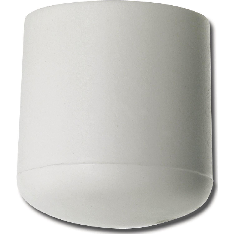 secotec Soporte Tapas para redondo Tubos exterior 22/mm negro SB de 4 323686//4 4/unidades