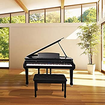 Amazon Com Concert Grand Piano With Matching Bench