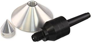 product image for Robust Live Center and Cone Set Combo - 2MT, for Woodturning