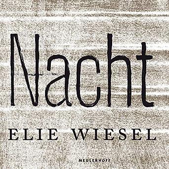 Amazoncom Nacht Audible Audio Edition Elie Wiesel