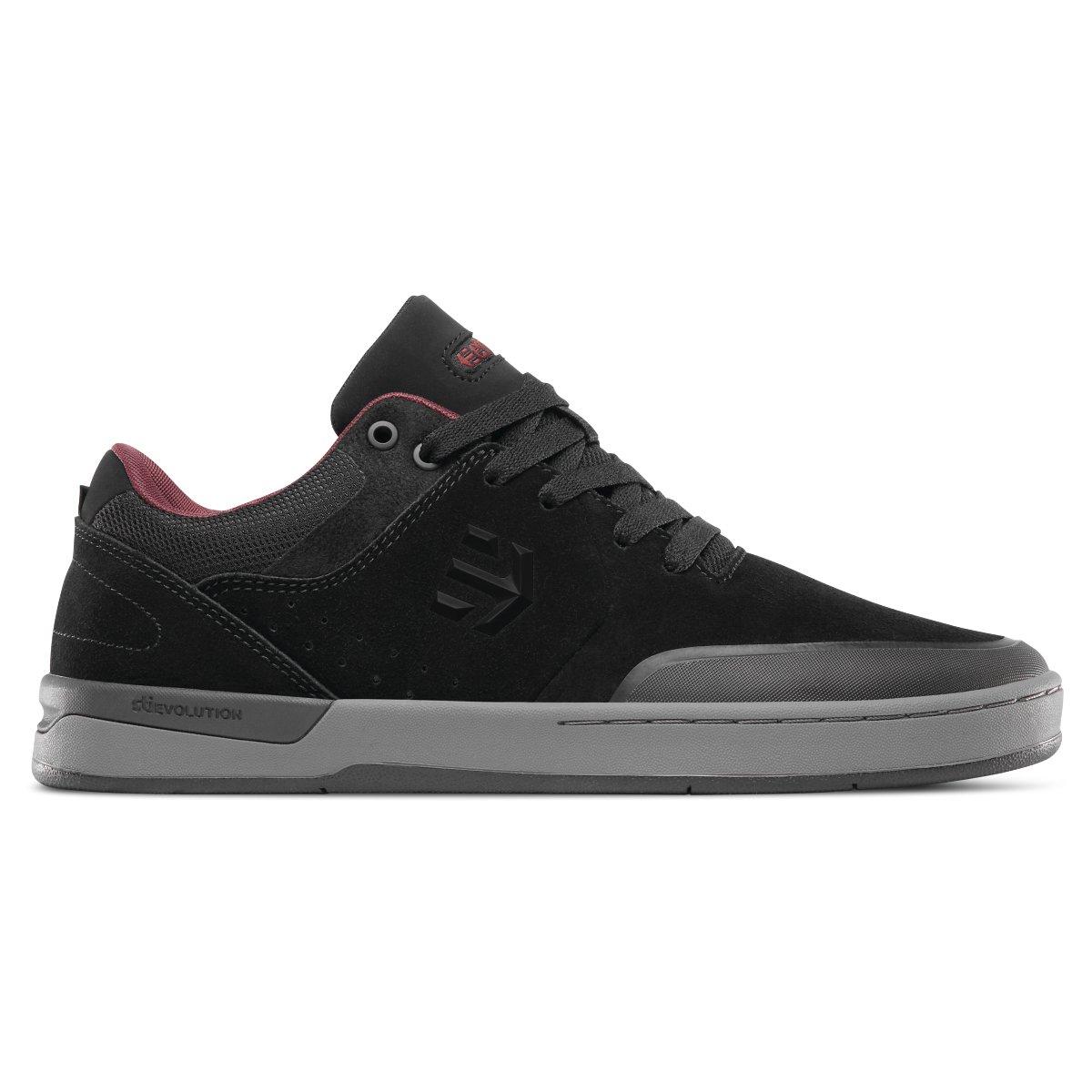 Etnies Men's Marana Xt Skateboarding Shoe 9.5 D(M) US|Black/Grey/Red