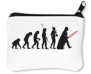 Star Wars Human Evolution Funny Billetera con Cremallera ...