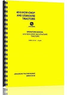 John Deere 4000 Series 4020 4010 Tractors Technical Service Manual. John Deere 4010 Tractor Operator Manual Rc Std G Lp Diesel. John Deere. John Deere Lv4010 Wiring Schematic At Scoala.co