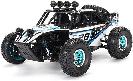 AIOJY RC 4WD de alta velocidad de doble tracción Escalada ...