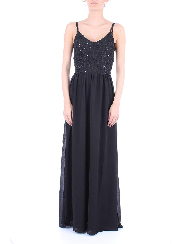 Molly Bracken Women's W698P19BLACK Black Polyester Dress