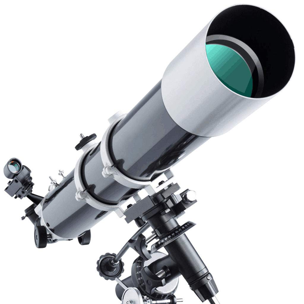 JHLD Telescope for Kids Adults Astronomy Beginners, Travel Scope, 80mm Aperture, Refractor Telescopes with Tripod Phone Adapter-TC-8 by JHLD