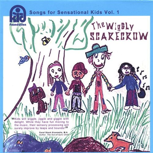 Songs for Sensational Kids Vol. 1: The Wiggly Scarecrow