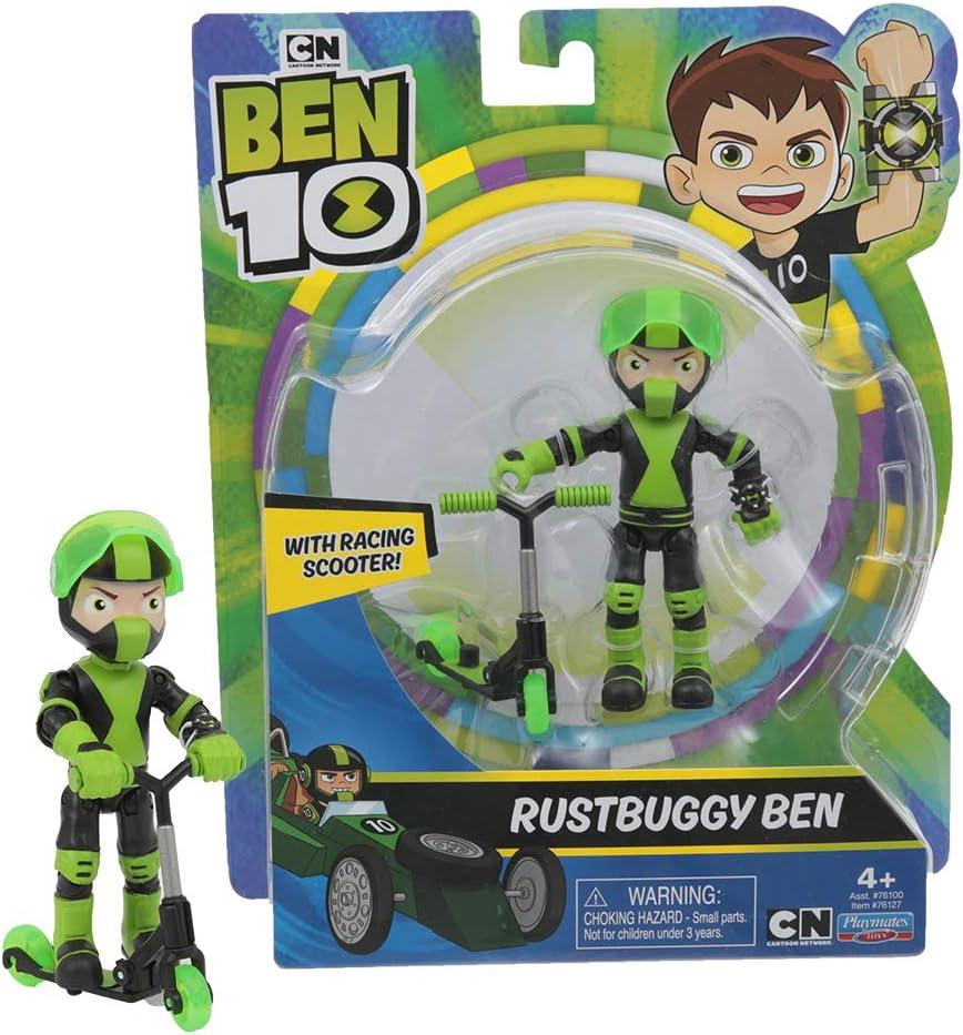Giochi Preziosi Ben 10 Personnages Base Multicolore Ben39200