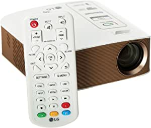LG LED Projector with HD Imaging, PH150G