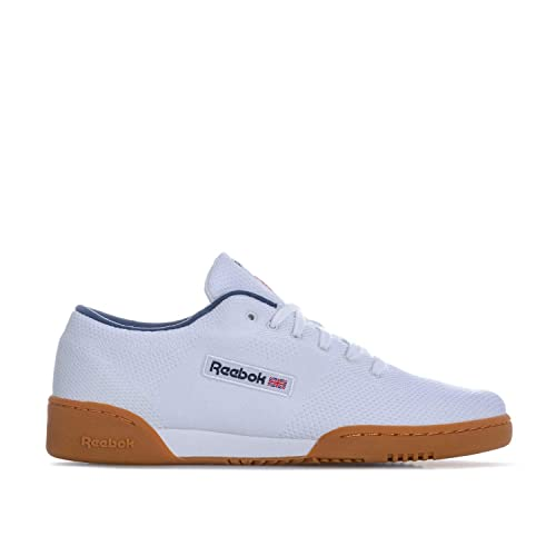 f1d2741b56d Reebok Mens Classics Mens Workout Clean OG UL Trainers in White - UK 6   Amazon.co.uk  Shoes   Bags