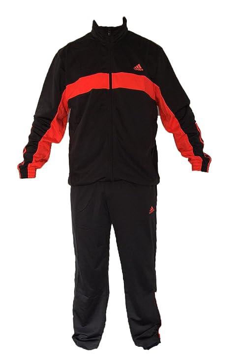 adidas M PES REG TS Suit Chándal para gr XXL Negro para Hombre ...