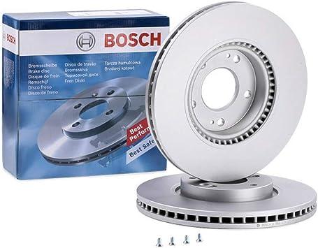 2 Stck Bosch Bremsscheiben Auto