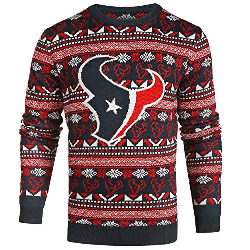 Houston Texans Ugly Sweater Texans Christmas Sweater