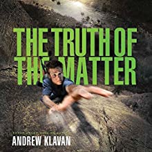 The Truth of the Matter: The Homelanders, Book 3 Audiobook by Andrew Klavan Narrated by Joshua Swanson