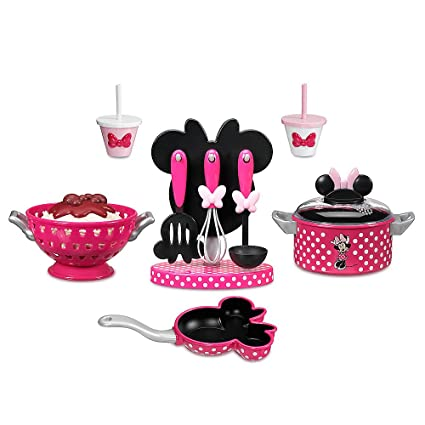 Amazon.com: Disney Minnie Mouse Cooking Play Set: Toys & Games on toy story kitchen set, minnie mouse pot set, lego kitchen set, icarly kitchen set, sesame street kitchen set, tinkerbell kitchen set, doctor who kitchen set, minnie mouse dish set, hello kitty kitchen set, star wars kitchen set, mattel kitchen set, disney cinderella kitchen set, my little pony kitchen set, betty boop kitchen set, barbie kitchen set, first play kitchen set, monster high kitchen set, mickey mouse kitchen set, minnie mouse play set, scooby doo kitchen set,