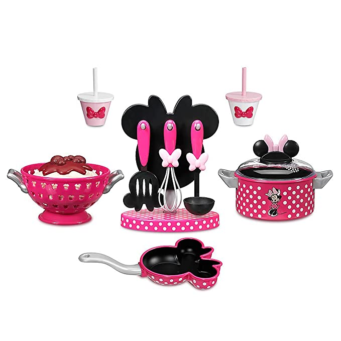 Amazon.com: Disney Minnie Mouse Play Set de cocción: Toys ...