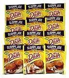 12 Pack- Mrs. Dash Sloppy Joe Seasoning Mix Salt Free