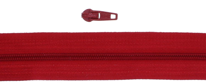 beige - 308, 1 Meter + 2 Zipper Versch Rei/ßverschluss 3mm Kunststoff Spiral GP=m//4,99/€ aufgezogen L/ängen und Farben zipworld Endlos