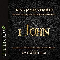 Holy Bible in Audio - King James Version: 1 John
