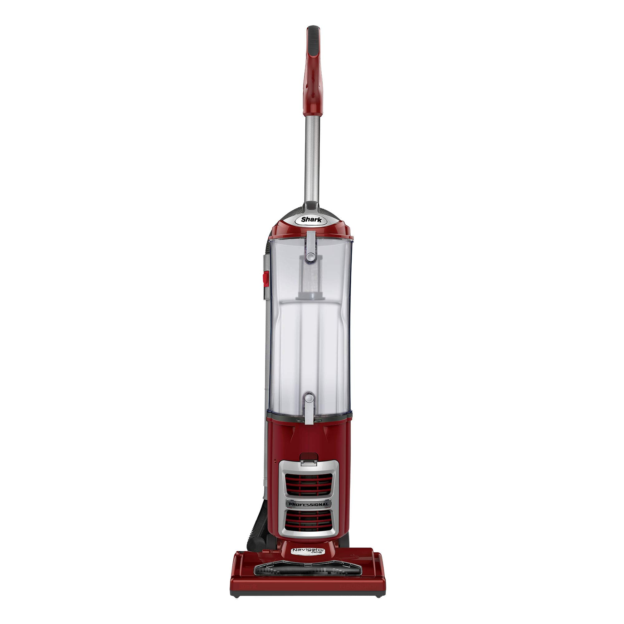 Shark NV60 Navigator Professional Upright Vacuum, Red