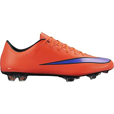 e482217f3d84b Nike Men's Mercurial Vapor X Firm-Ground Football Boots