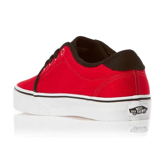 6ebc04206d Vans - 159 Vulcanised Canvas Lace Shoes