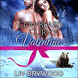 The Cowbear's Curvy Valentine Audiobook