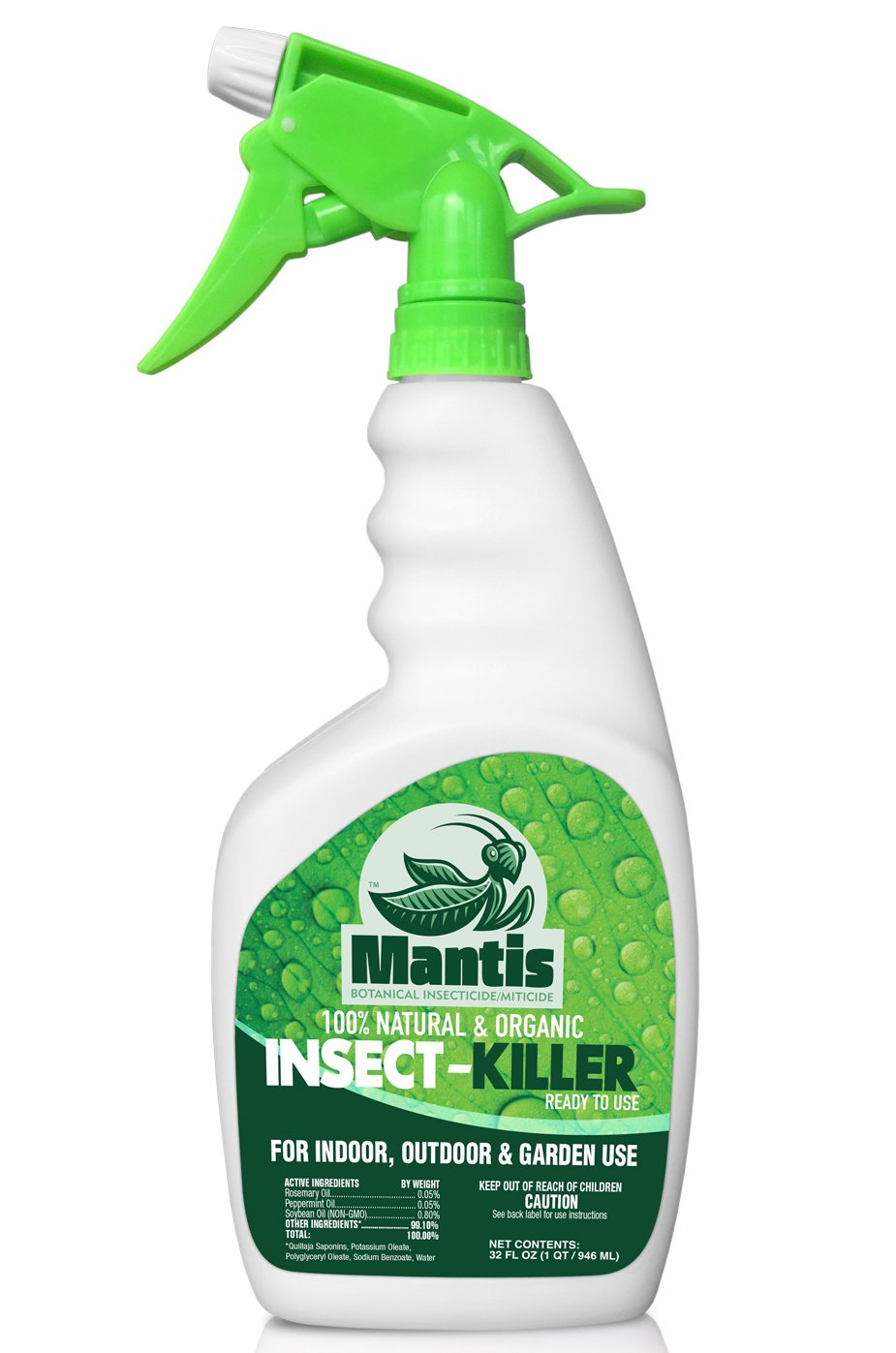 Mantis MPP003 Botanical Insecticide/Miticide Review