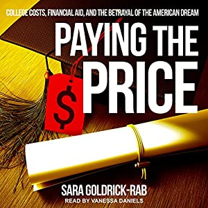 Paying the Price Audiobook