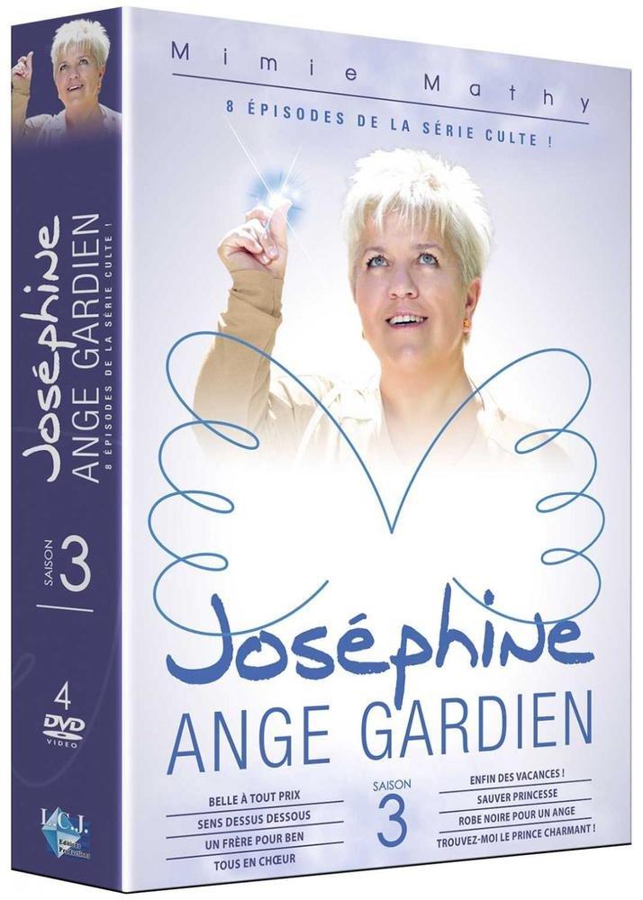 y Ray JosephineGuardian Angel 3DVD Temporada Blu FulKcT1J3