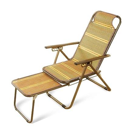 Amazon.com: YXX - Silla de salón de verano reclinable con ...