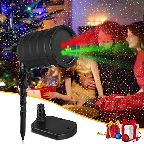IMAXPLUS Christmas Laser Light Projector