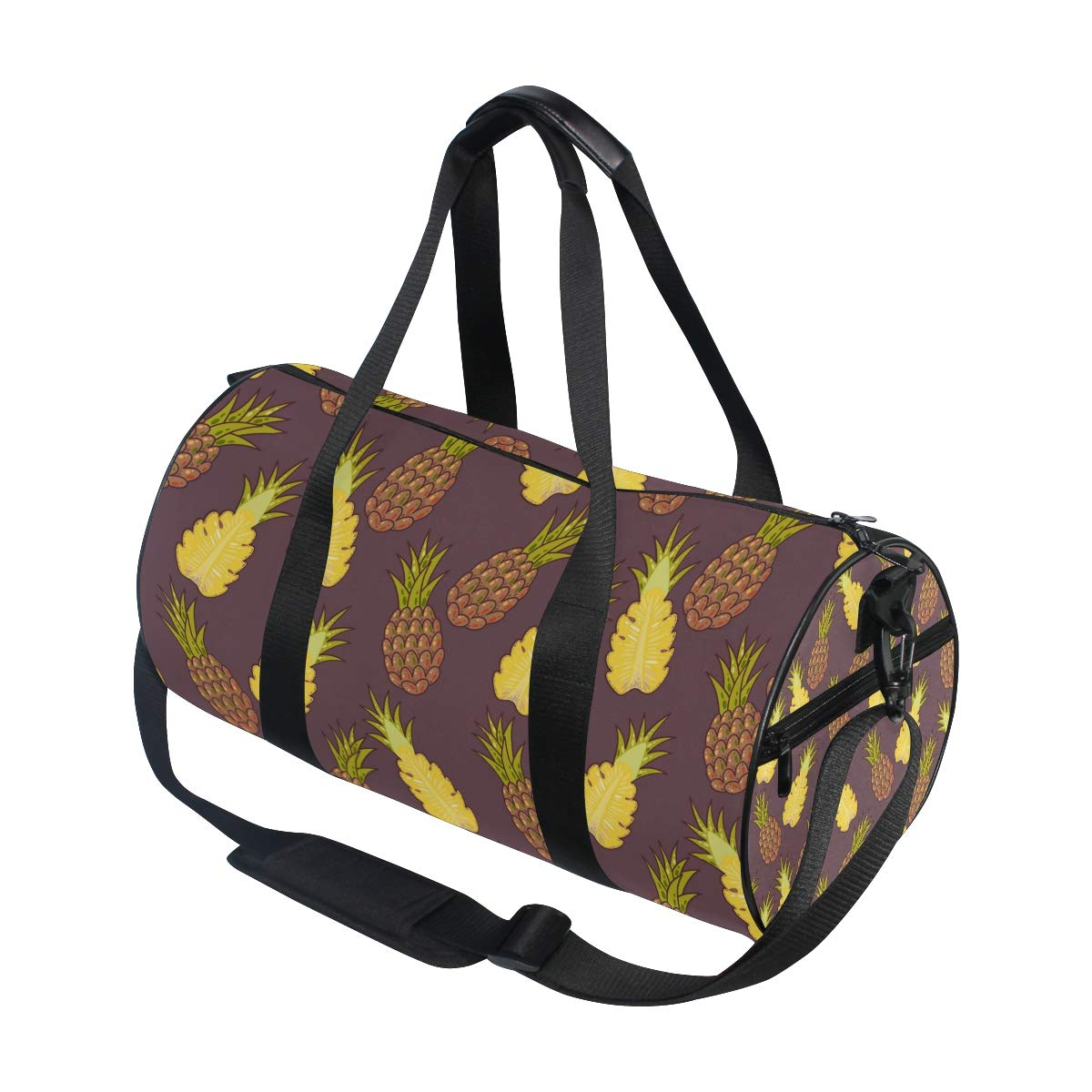Waterproof Non-Slip Wearable Crossbody Bag fitness bag Shoulder Bag Bare Dried Fruit Picture