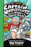 Captain Underpants and the Attack of the Talking Toilets Colour Edition