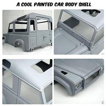 Amazon com: Goolsky Latest Product 280mm Hard Body Shell Kit for 1