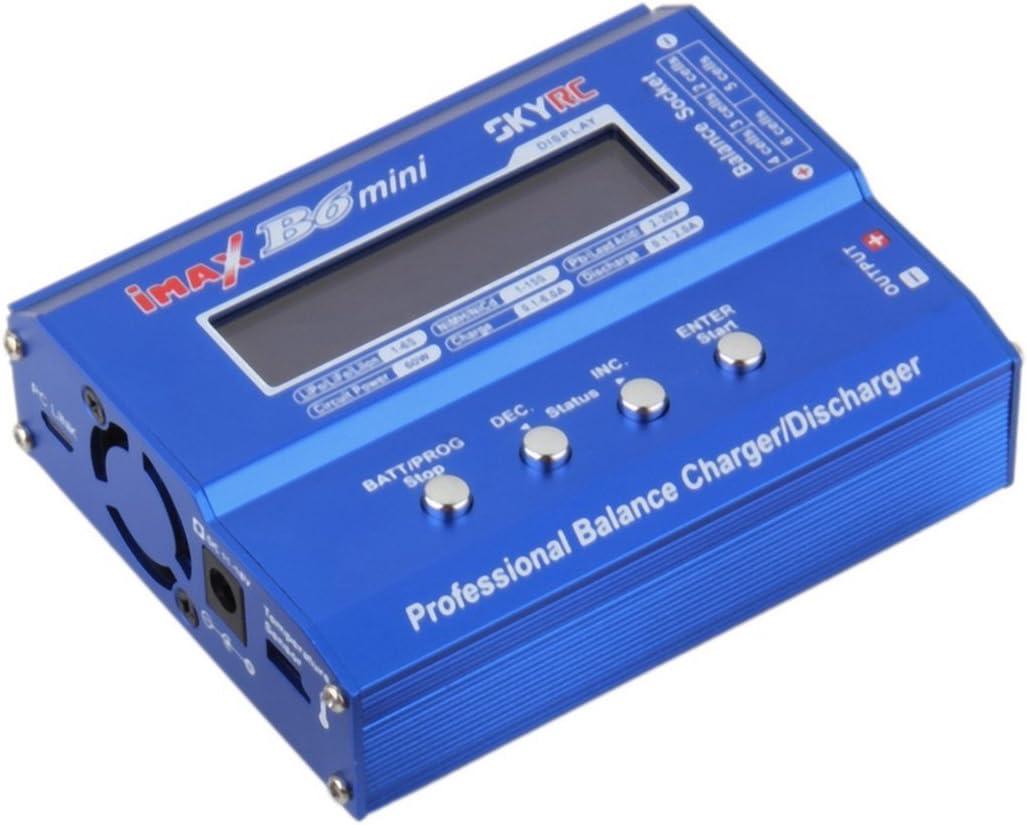YUNIQUE ESPAGNE® SKYRC Imax B6 Mini Professional Balance Charger/Discharger Cargador/Descargador Profesional