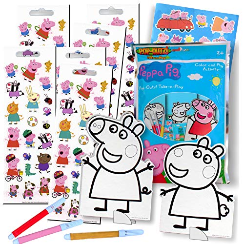 Stickers Peppa Pig Play Pack with Peppa Pig...
